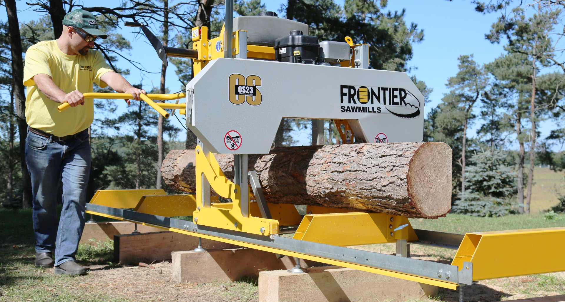 Frontier Sawmill